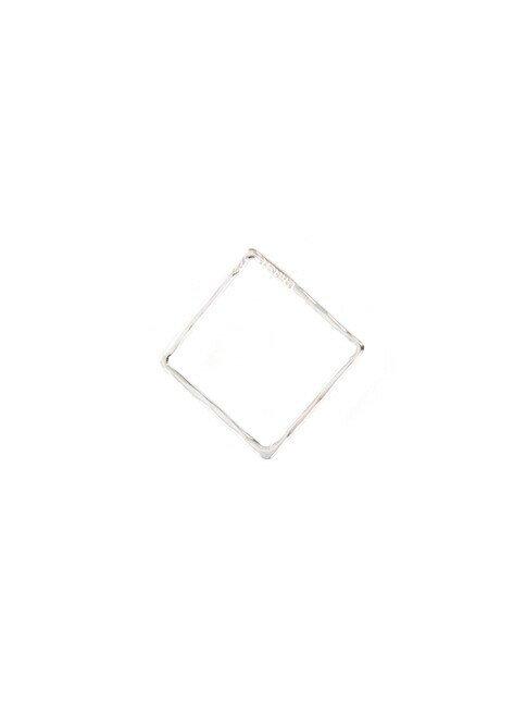 Umiwi Platatinos Anhänger [Kleines Quadrat]