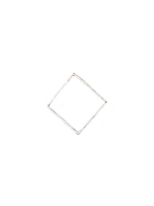 Umiwi Schmuck Platatinos Anhänger [Kleines Quadrat] One Size jetzt im Onlineshop von zündstoff bestellen
