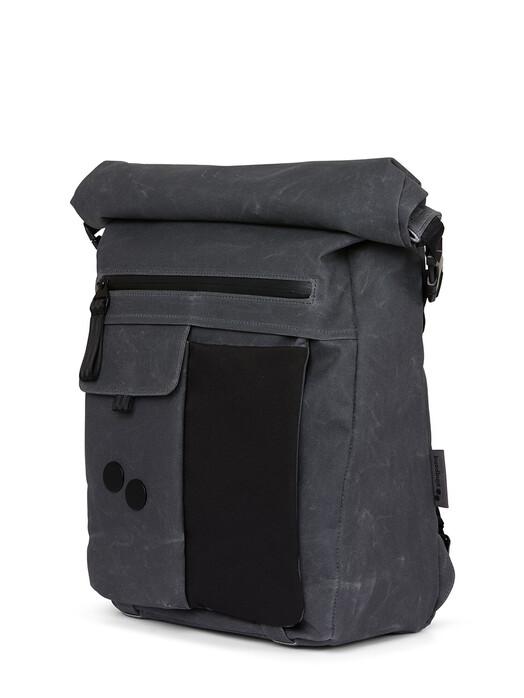 pinqponq Rucksäcke & Taschen Carrik Coated [anthracite] One Size jetzt im Onlineshop von zündstoff bestellen