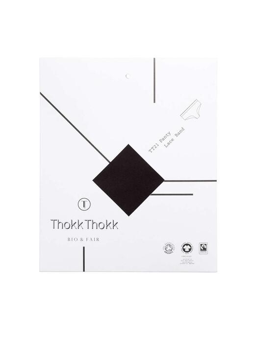 ThokkThokk  Unterwäsche  Panty Lace Band [black] jetzt im Onlineshop von zündstoff bestellen