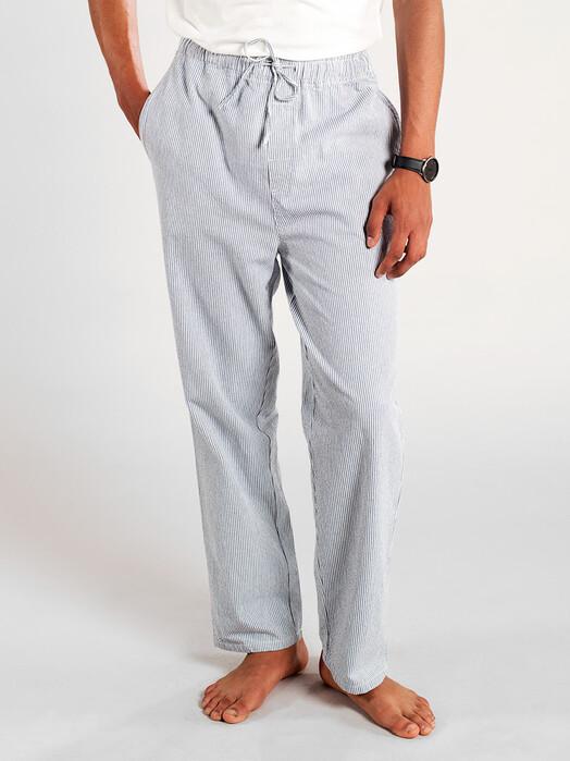 Dedicated Chinos & Hosen Klitmoeller Pants [blue] XS jetzt im Onlineshop von zündstoff bestellen