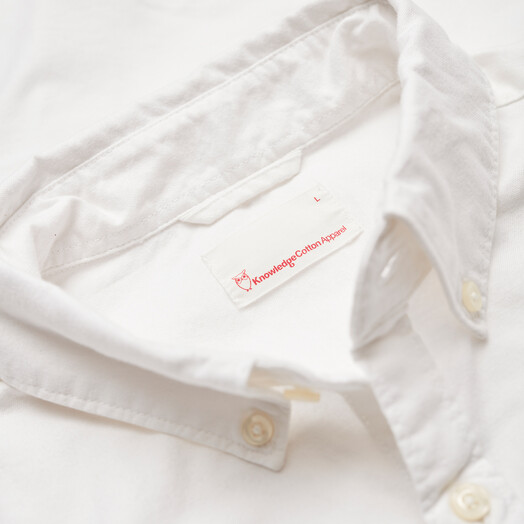 Hemden & Polos - Stretched Oxford Shirt [bright white] 3
