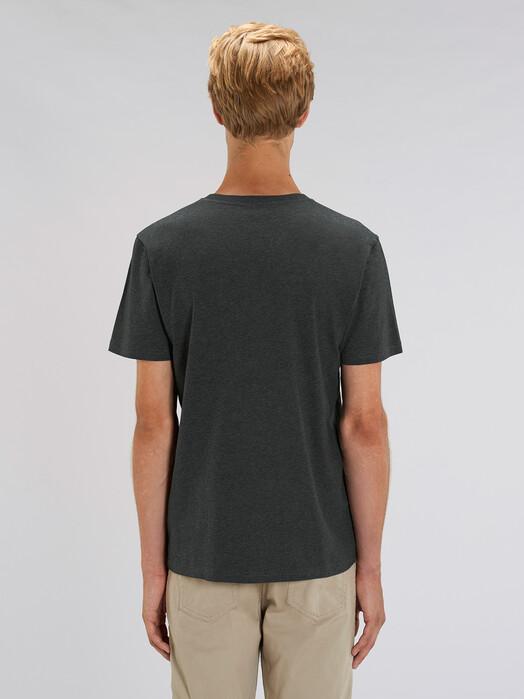 T-Shirts - Claas [diverse Farben] - XL, dark heather grey 4