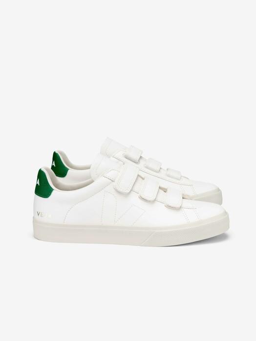 Veja Schuhe  Recife CF [extra-white emeraude] jetzt im Onlineshop von zündstoff bestellen