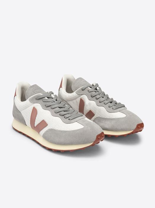 Veja Schuhe  Rio Branco Hexamesh [gravel dried-petal oxford-grey] 37 jetzt im Onlineshop von zündstoff bestellen