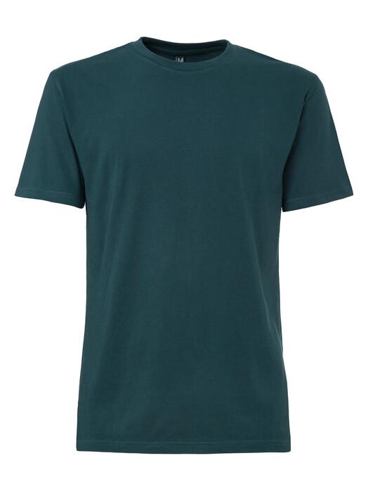 ThokkThokk  T-Shirts Men's Blank T-Shirt [deep teal] jetzt im Onlineshop von zündstoff bestellen