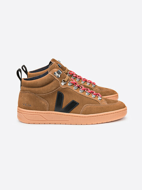 Veja Roraima Suede [brown black natural-sole]