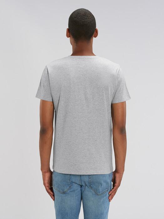 zündstoff.basics T-Shirts Peer [diverse Farben] M, heather grey jetzt im Onlineshop von zündstoff bestellen