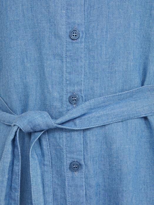 ARMEDANGELS Kleider Maare [foggy blue] jetzt im Onlineshop von zündstoff bestellen