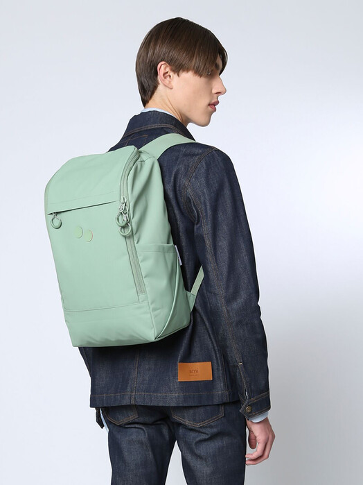 pinqponq Rucksäcke & Taschen Purik [bush green] One Size jetzt im Onlineshop von zündstoff bestellen