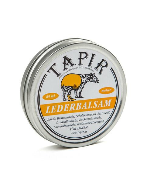 Tapir Lederbalsam 85 mL [natur]
