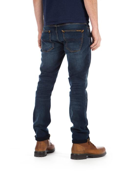 nudie Jeans Jeans Grim Tim [ink navy] jetzt im Onlineshop von zündstoff bestellen