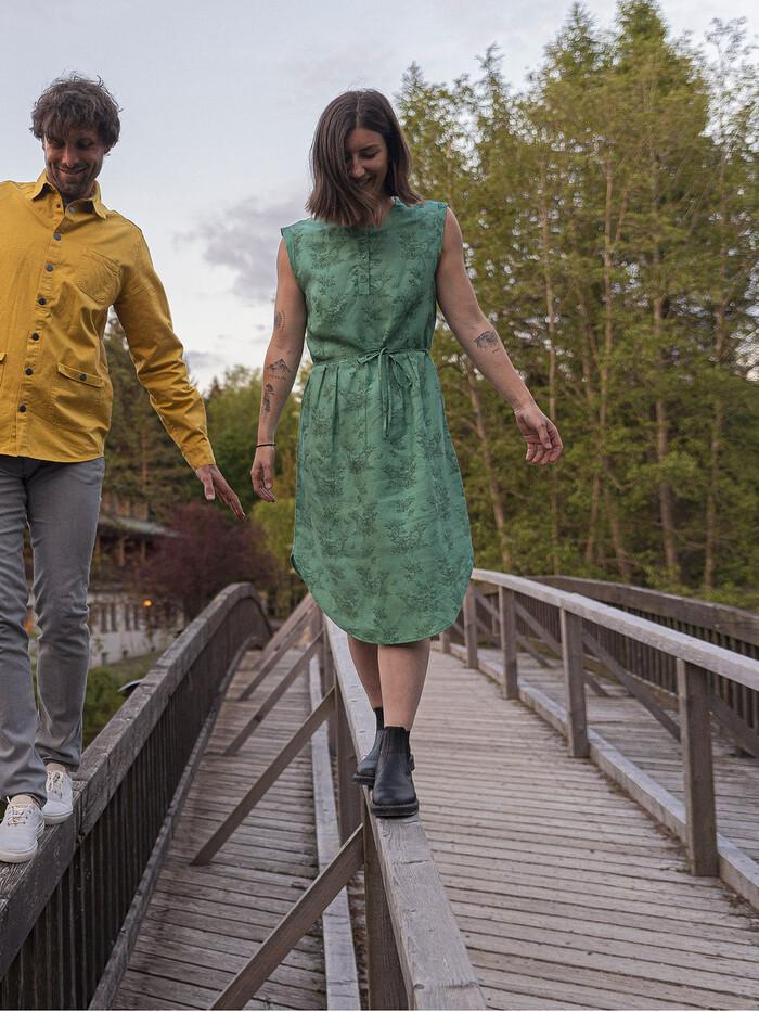 bleed clothing: nachhaltige Kleidung für Damen und Herren