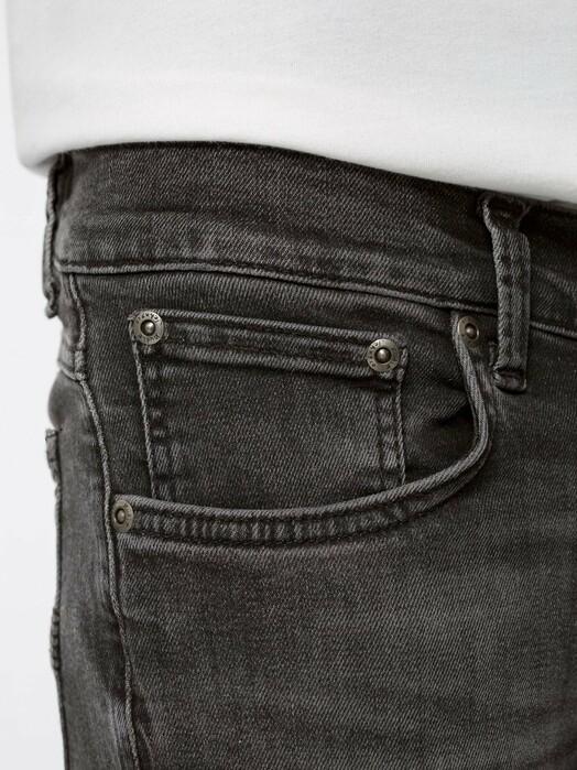 nudie Jeans Jeans Tight Terry [fade to grey] jetzt im Onlineshop von zündstoff bestellen