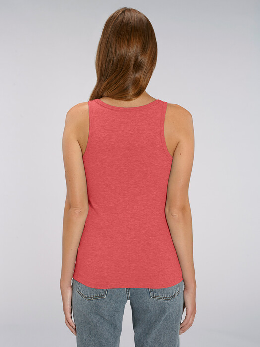 zündstoff.basics Tops Delia [diverse Farben] L, mid heather red jetzt im Onlineshop von zündstoff bestellen
