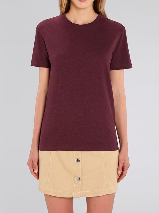 zündstoff.basics T-Shirts Claas [diverse Farben] L, heather grape red jetzt im Onlineshop von zündstoff bestellen