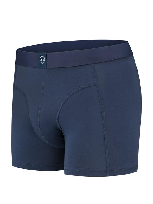 A-dam Underwear Unterwäsche  3er-Pack Boxerbrief Harm [navy]  jetzt im Onlineshop von zündstoff bestellen