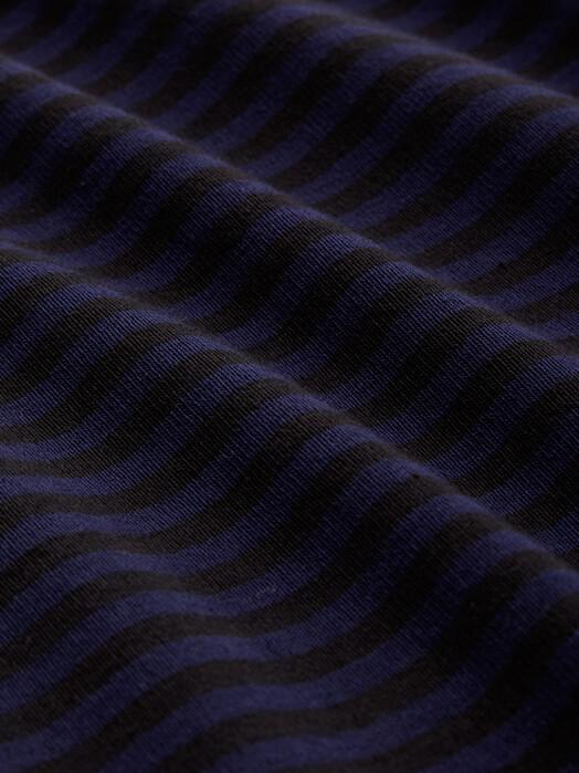 K.O.I. Jeans Longsleeves Nezer [stripe black] jetzt im Onlineshop von zündstoff bestellen