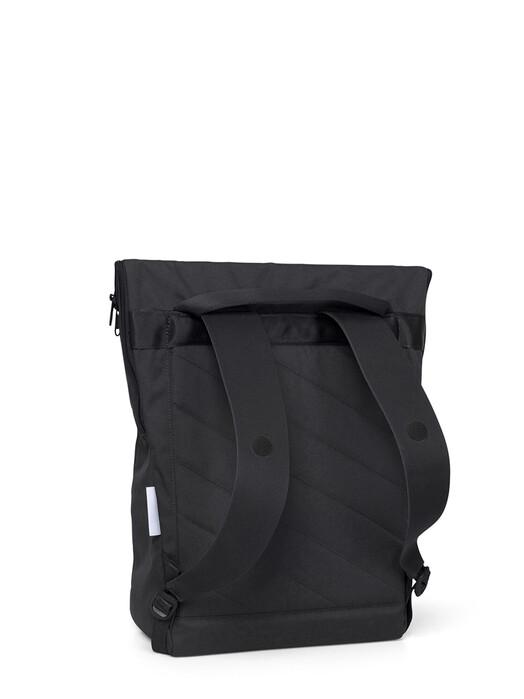 pinqponq Rucksäcke & Taschen Klak [rooted black] One Size jetzt im Onlineshop von zündstoff bestellen