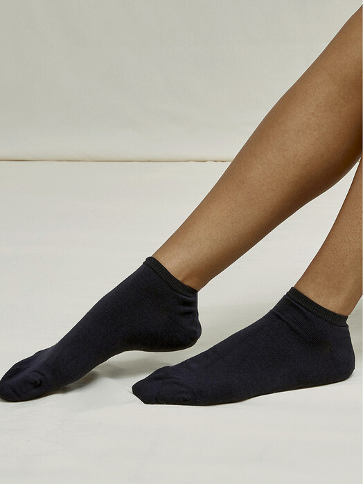 People Tree  Socken  Trainer Socks [black] jetzt im Onlineshop von zündstoff bestellen
