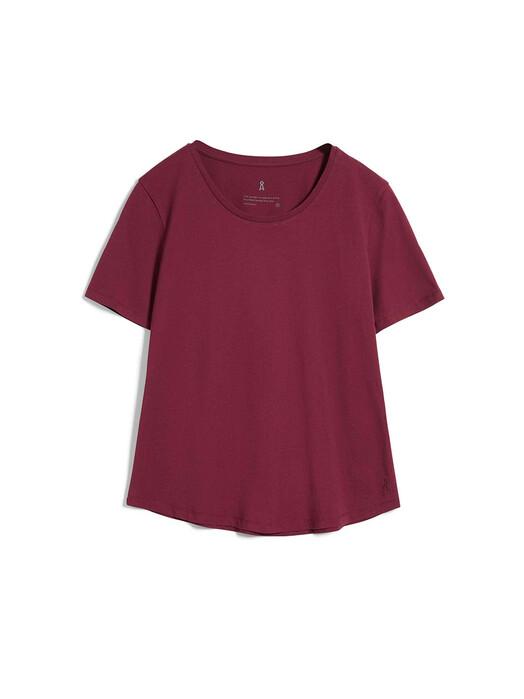 ARMEDANGELS T-Shirts Minaa [ruby red] jetzt im Onlineshop von zündstoff bestellen