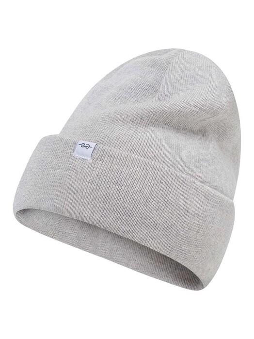 Klitmøller Collective Mützen Fine Rib Beanie [pastel grey] One Size jetzt im Onlineshop von zündstoff bestellen