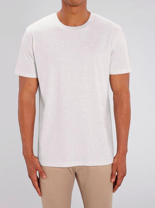 T-Shirts - Claas [diverse Farben] - XL, cream heather grey 2