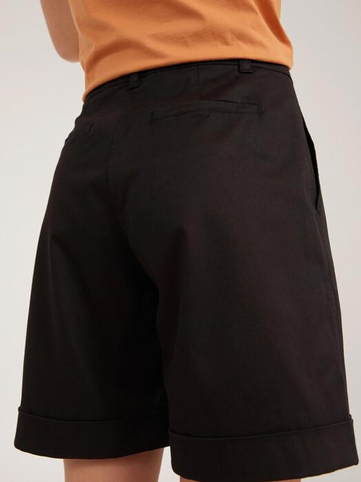 ARMEDANGELS Shorts Bermudaa [black] jetzt im Onlineshop von zündstoff bestellen