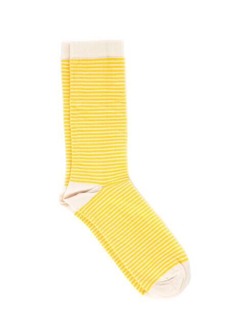 Albero Socken [natur-gelb]