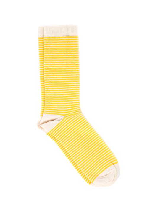 Albero Socken  Socken Unisex [natur/gelb] jetzt im Onlineshop von zündstoff bestellen