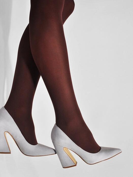 Swedish Stockings Leggings & Strumpfhosen Olivia [bordeaux] jetzt im Onlineshop von zündstoff bestellen