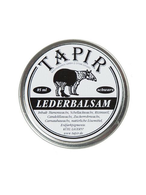 Tapir Lederbalsam 85 mL [schwarz]