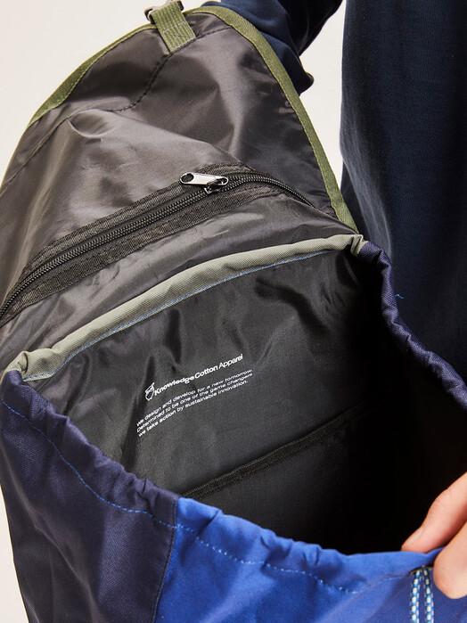 Knowledge Cotton Apparel  Rucksäcke & Taschen Classic Backpack [limoges] One Size jetzt im Onlineshop von zündstoff bestellen