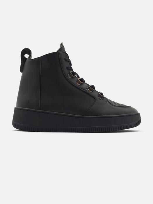 ekn Schuhe Argan High Sutri [all black vegan] 46 jetzt im Onlineshop von zündstoff bestellen