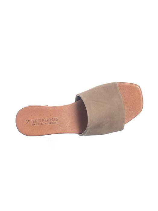 Ten Points Schuhe  Madeleine Doris [khaki] jetzt im Onlineshop von zündstoff bestellen