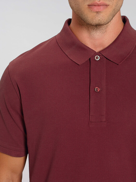 Hemden & Polos - Darius [diverse Farben] - L, burgundy 5