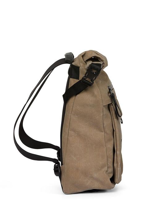 pinqponq Rucksäcke & Taschen Carrik Coated [khaki] One Size jetzt im Onlineshop von zündstoff bestellen