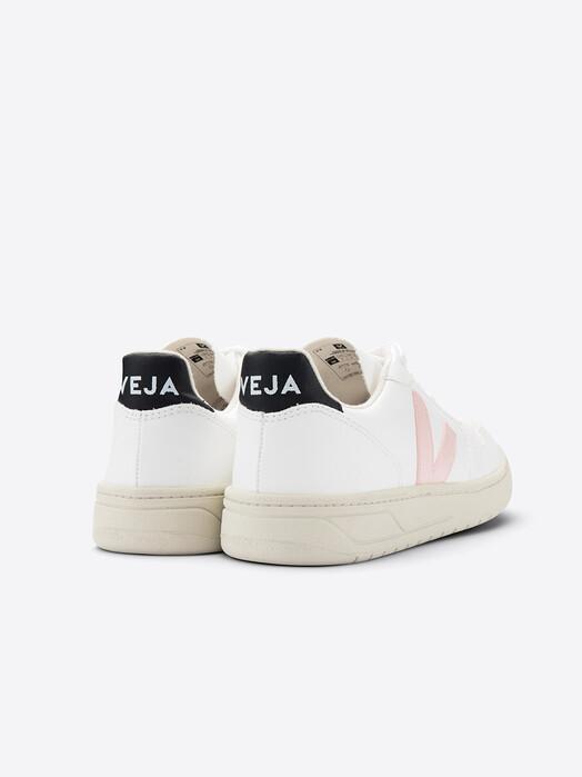 Veja Schuhe  V-10 Vegan CWL [white petale black] jetzt im Onlineshop von zündstoff bestellen