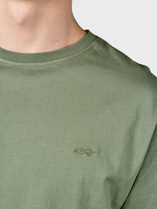Klitmøller Collective T-Shirts Felix [pale green] jetzt im Onlineshop von zündstoff bestellen