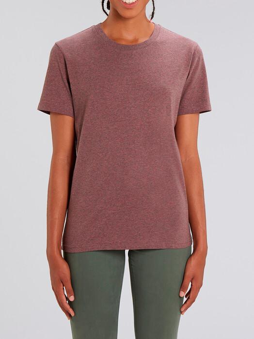 zündstoff.basics T-Shirts Claas [diverse Farben] XL, black heather cranberry jetzt im Onlineshop von zündstoff bestellen