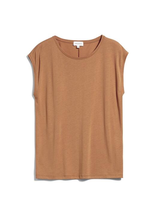 ARMEDANGELS T-Shirts Jilaa [toasted hazel] XS jetzt im Onlineshop von zündstoff bestellen