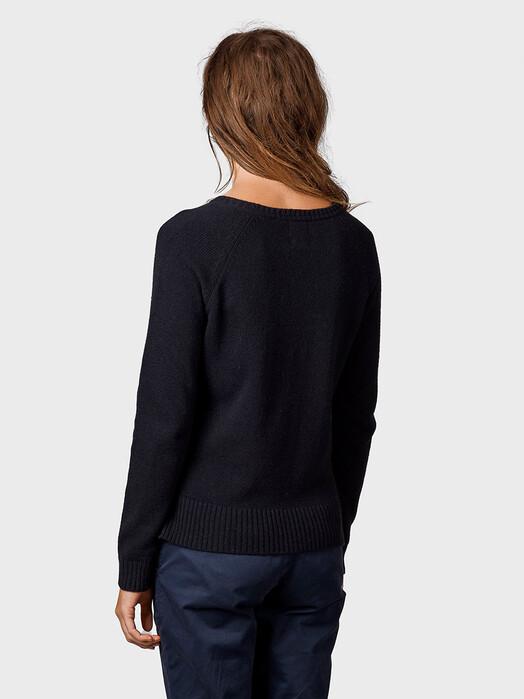 Klitmøller Collective Strickpullover & Cardigans Nina [black] jetzt im Onlineshop von zündstoff bestellen