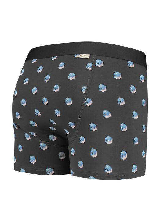 A-dam Underwear Unterwäsche  Boxerbrief Mink [dark grey] jetzt im Onlineshop von zündstoff bestellen