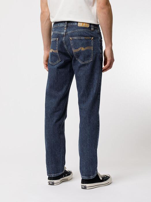 nudie Jeans Jeans Gritty Jackson [dark space] 29, 30 jetzt im Onlineshop von zündstoff bestellen