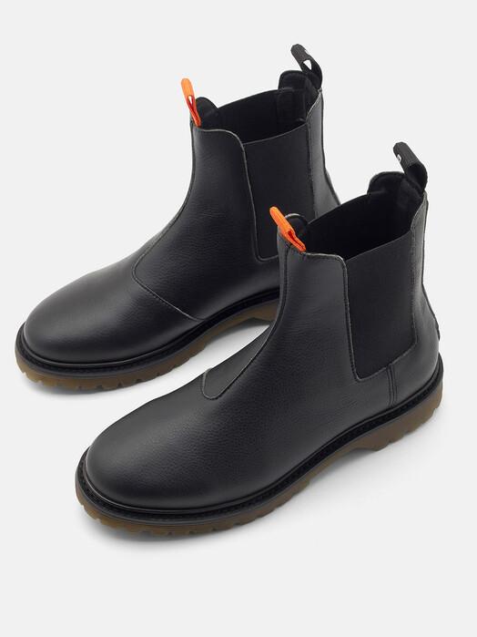 ekn Schuhe Ossier [black vegan] jetzt im Onlineshop von zündstoff bestellen