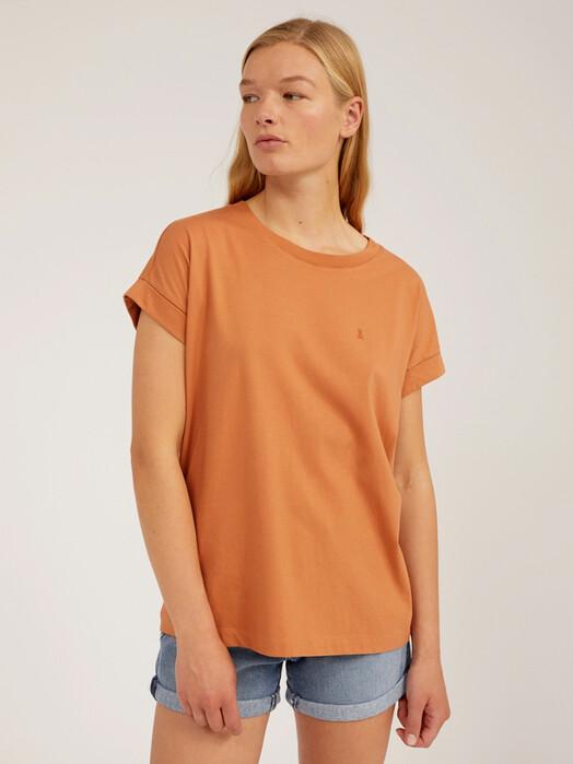 ARMEDANGELS T-Shirts Idaa [toasted hazel] jetzt im Onlineshop von zündstoff bestellen