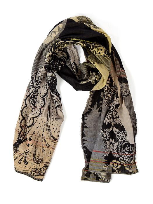 Létol Schals & Tücher Swan [black] One Size jetzt im Onlineshop von zündstoff bestellen