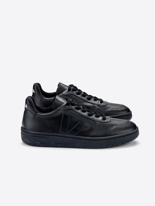 Veja Schuhe V-10 Vegan CWL [all black] jetzt im Onlineshop von zündstoff bestellen