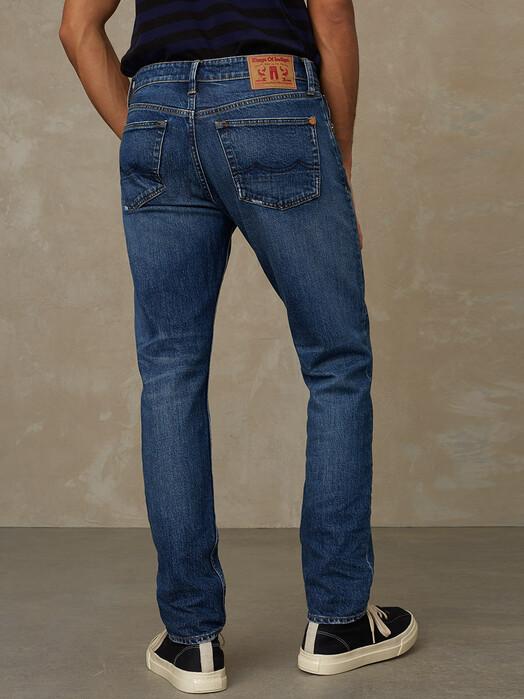 K.O.I. Jeans Jeans Silvio [xavier indigo worn] jetzt im Onlineshop von zündstoff bestellen