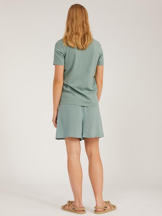 ARMEDANGELS T-Shirts Jaalina Recycled [eucalyptus green] jetzt im Onlineshop von zündstoff bestellen
